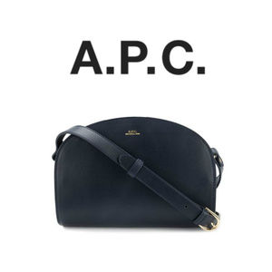 *SOLD* A.P.C. Sac Demi Lune Half Moon Shoulder Bag